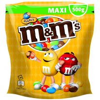 MDE M&M's Peanut 500g