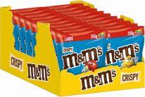 MDE M&M's Crispy Standbeutel 255g