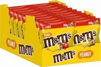 MDE M&M's Peanut Standbeutel 300g