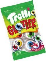 Trolli Halloween Fruchtgummi Glotzer gefüllt 75g