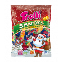 Trolli Christmas Santa's Gummi Mix 230g