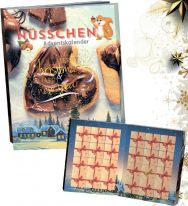 Nüsschen-Adventskalender
