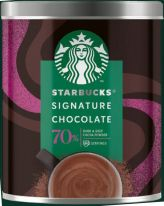 Starbucks Signature Chocolate 70% 300g