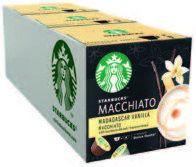 Starbucks Vanilla Macchiato By Nescafé Dolce Gusto 6 + 6 Capsule 132g