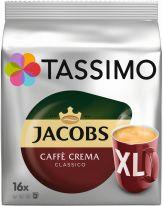 Tassimo Jacobs Caffè Crema Classico XL 132,8g
