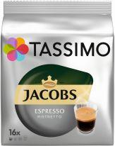 Tassimo Jacobs Espresso Ristretto 128g