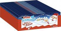 FDE Christmas Kinder Schokolade Tafel 150g