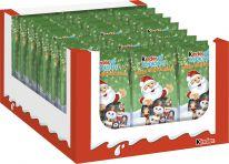 FDE Christmas Kinder Schokolade gefüllte Figuren Lustige Weihnachtsbande 102g
