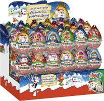 FDE Christmas Kinder Überraschung 1er Anhänger Classic 20g