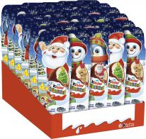 FDE Christmas Kinder Überraschung 4er Classic (4x20g)
