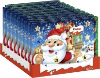FDE Christmas Kinder Mix Tisch-Adventskalender 127g