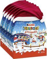 FDE Christmas Kinder Überraschung & Friends Adventskalender 431g