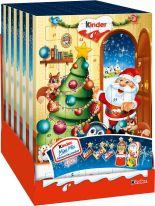 FDE Christmas Kinder Mini Mix Adventskalender 152g