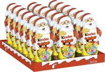 FDE Christmas Kinder Schokolade Weihnachtsmann 110g