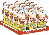FDE Christmas Kinder Schokolade Weihnachtsmann 160g