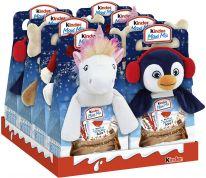 FDE Christmas Kinder Maxi Mix Plüschtier 133g