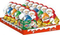 FDE Christmas Kinder Schokolade Weihnachtsmann mit Überraschung Classic 75g