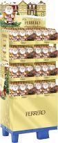 FDE Christmas Ferrero Küsschen Weihnachtsmann 70g, Display, 144pcs