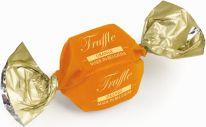 DELL Cocoa Dusted Truffles Twist Bulk Orange 4500g