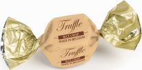 DELL Cocoa Dusted Truffles Twist Bulk Rice Crisp 4500g