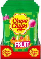 Chupa Chups Frucht 10er Beutel 120g