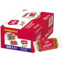 """Lotus Biscoff """"Welcome"""" 300 x 1 St."""