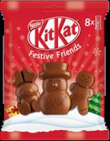 Nestle Christmas Kitkat Festive Friends 65g