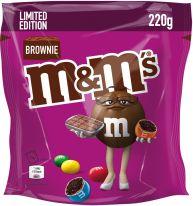 MDE Limited M&M's Brownie 220g, Display, 108pcs