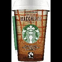Starbucks Hazelnut Macchiato 220 ml