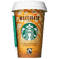 Starbucks Vanilla Bean Macchiato 220ml