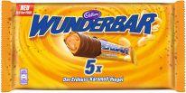 MDLZ DE Cadbury Wunderbar Erdnuss Multipack 5x37g