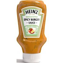 Heinz Spicy Burger Sauce, Mexican Style 400ml
