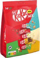 Nestle Kitkat Mini Mix 196,2g, Display, 72pcs