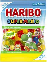 Haribo Limited Super Mario Sauer 175g