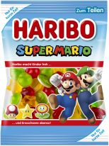 Haribo Limited Super Mario 175g