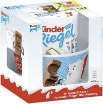 FDE Limited Kinder Riegel Snackschale 212g