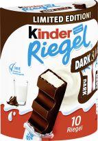 FDE Limited Kinder Riegel 10er Dark & Mild, Display, 224pcs