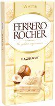 FDE Limited Ferrero Rocher Tafel White 90g