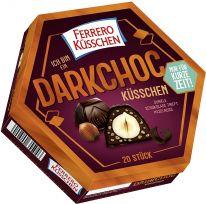 FDE Limited Ferrero Küsschen DarkChoc 20er / 178g