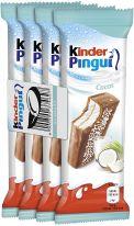 FDE Limited Kinder Pingui Cocos 4er (4 x 30g)