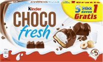 FDE Limited Kinder Chocofresh 5er davon 1 Gratis (5x20,5g)