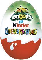 FDE Limited Kinder Überraschung Classic-Ei 1er 20g, Display, 144pcs