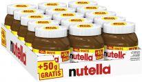 FDE Limited Nutella 450g + 50g Glas