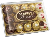 FDE Limited Ferrero Collection 15er / 172g