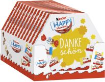 FDE Limited Kinder Happy Moments 162g Grüße-Edition