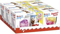 FDE Limited Kinder Riegel 10er mit Sammel-Tasse 210g