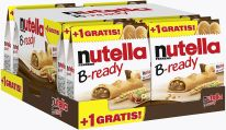 FDE Limited Nutella B-ready 6 + 1 154g
