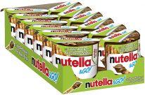 FDE Limited Nutella & GO! mit Haferflocken-Blaubeer-Sticks 54g