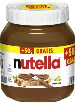 FDE Limited Nutella 450g + 50g Glas, Display, 300pcs