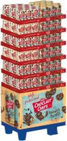 Nestle Limited Choclait Chips 3 sort, Display, 180pcs